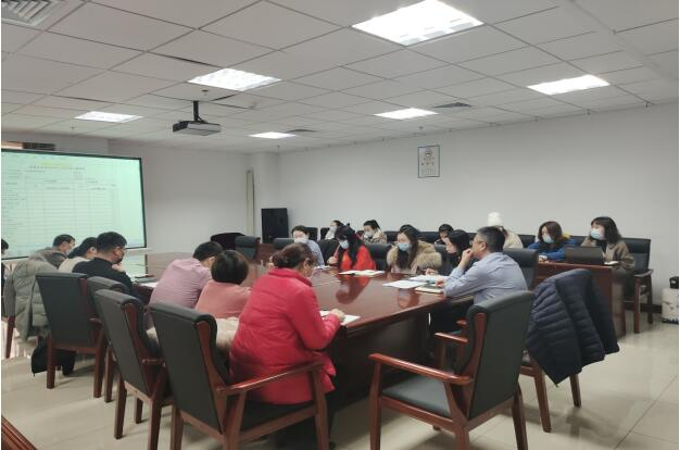 中启胶建集团应邀参加胶州市建筑业企业统计报表业务培训